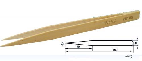 TV 150A Pinzetta in Bamboo