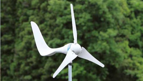 Turbina eólica clásica 600W