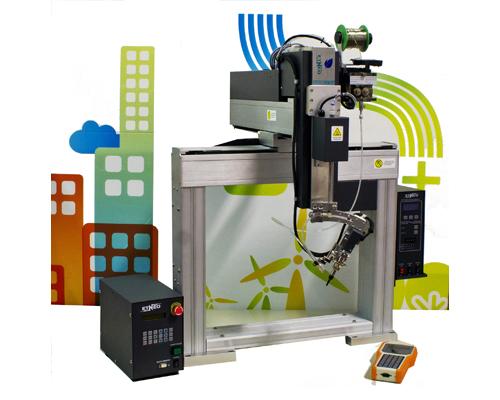 Robot Gantry Saldatura