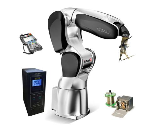 Robot antropomorfi Comau 6 assi