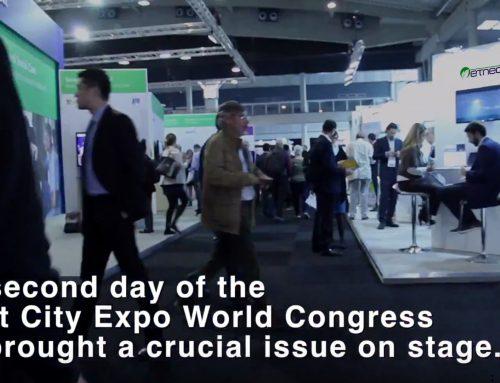 Smart City Expo World Congress Barcellona 2018