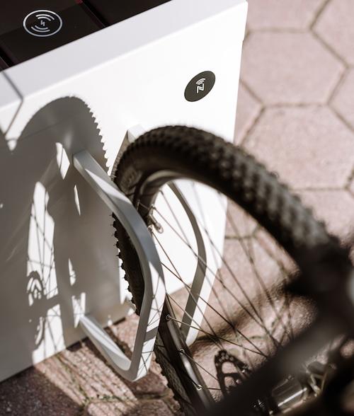 Posteggio bicilette